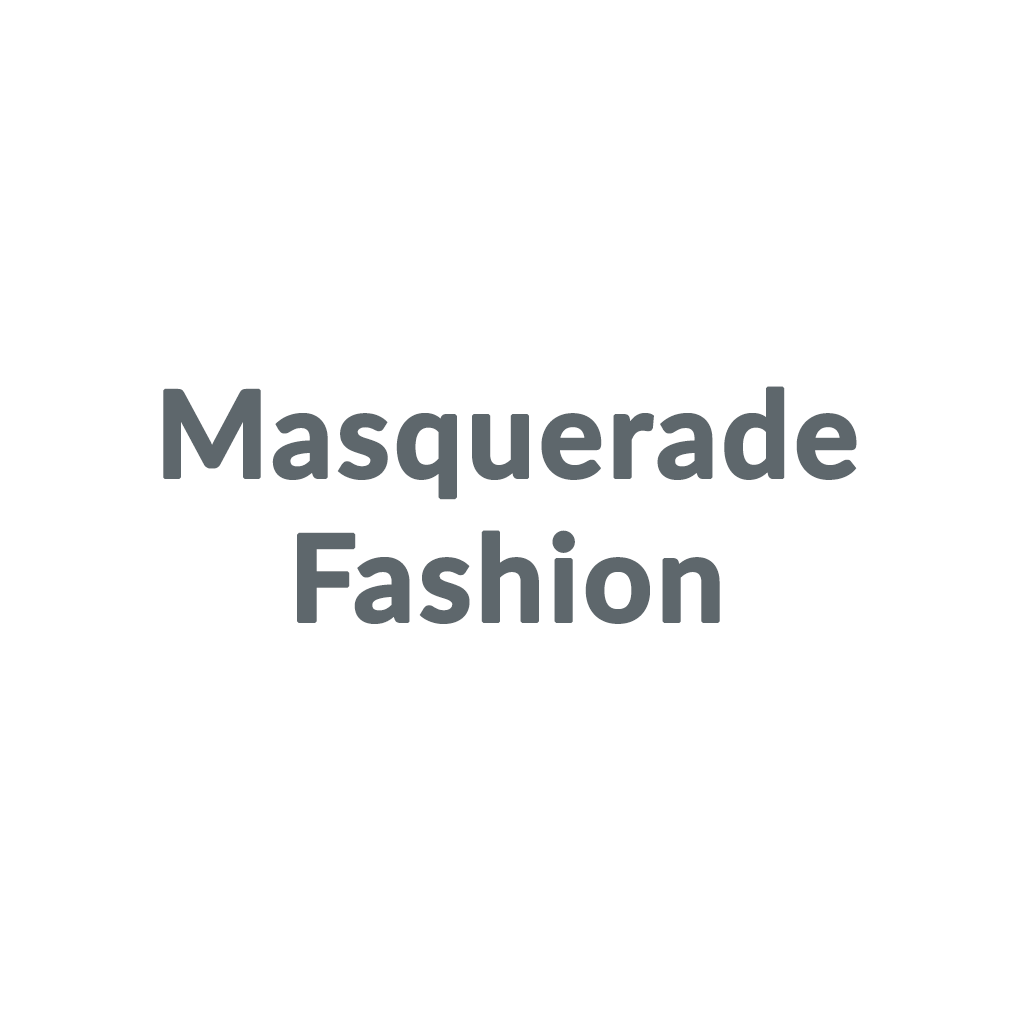 Masquerade Fashion promo codes