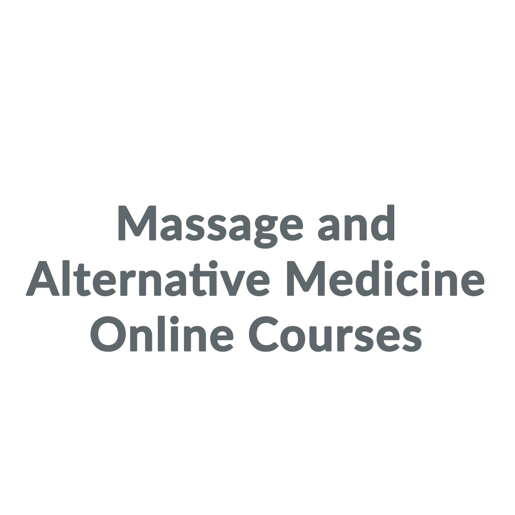 Massage and Alternative Medicine Online Courses promo codes