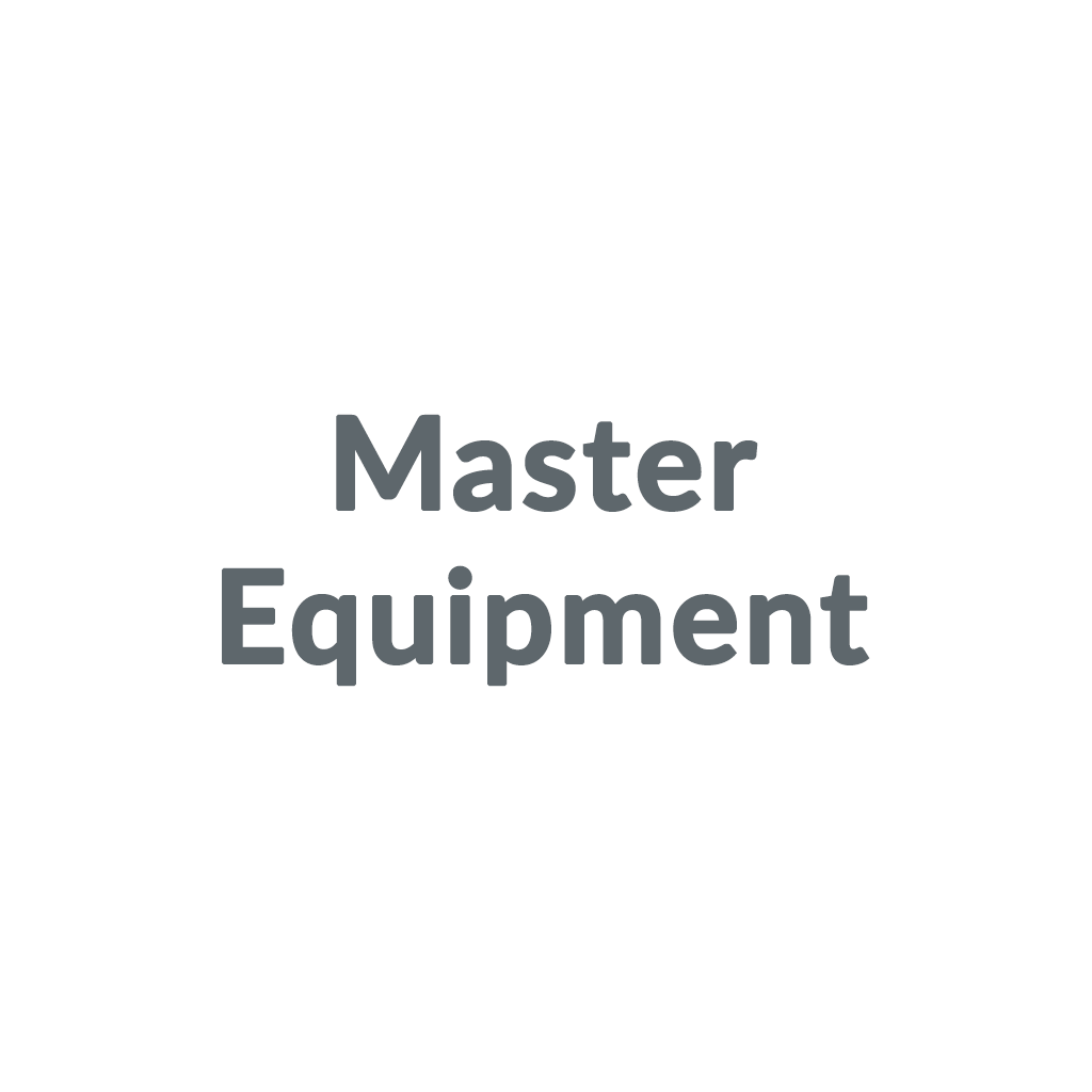 Master Equipment promo codes