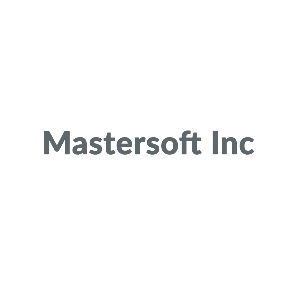 Mastersoft Inc