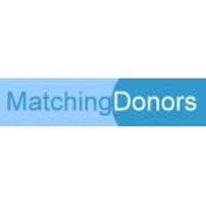 MatchingDonors.com promo codes