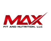 MAX Fit and Nutrition promo codes