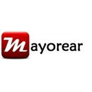 Mayorear promo codes