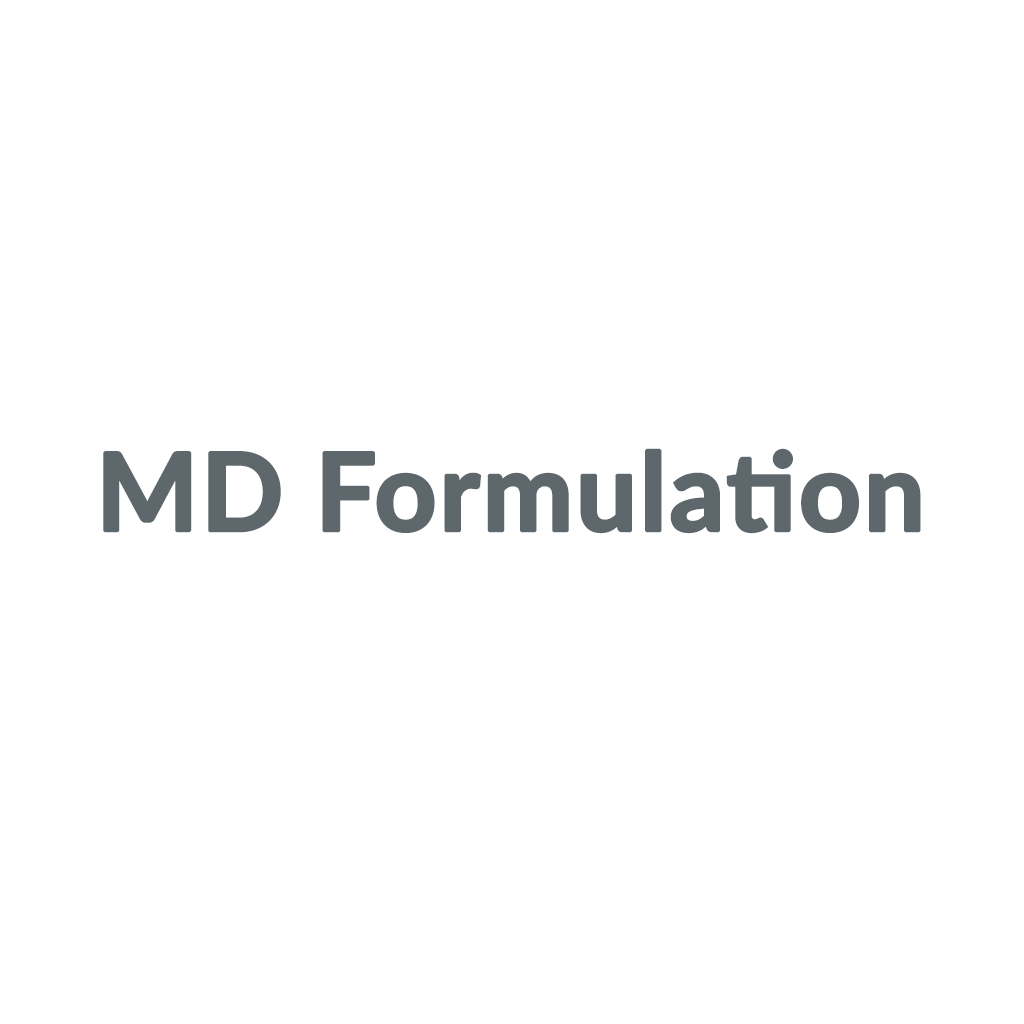 MD Formulation promo codes