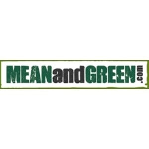 Mean and Green promo codes