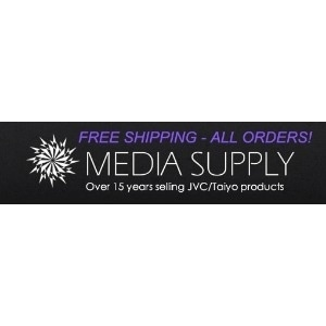 Media Supply promo codes