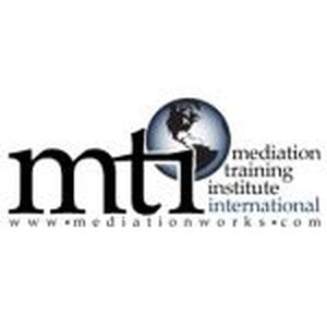 Mediation Training Institute International promo codes