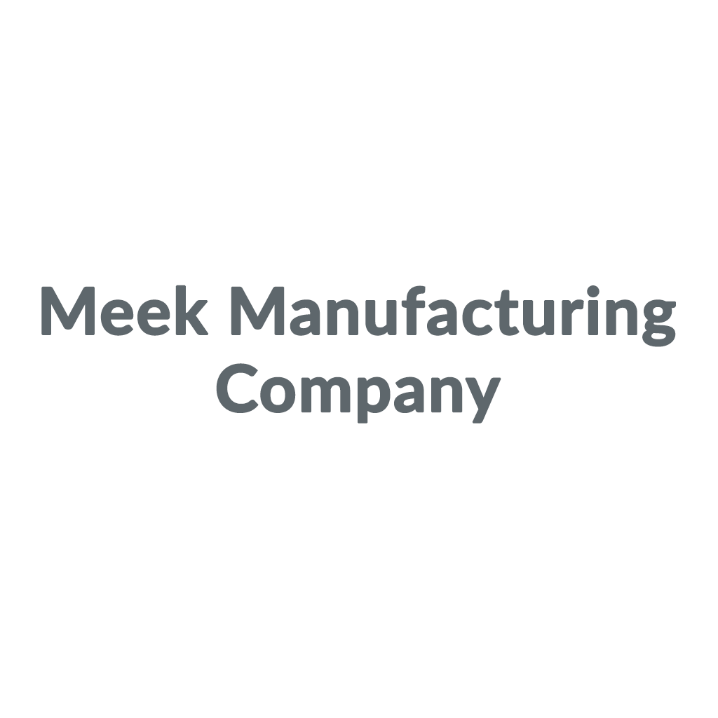 Meek Manufacturing Company promo codes