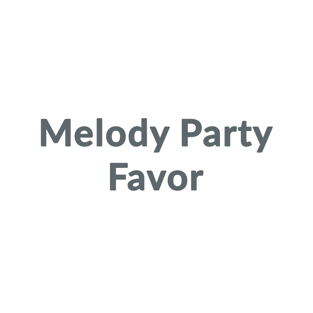 Melody Party Favor promo codes