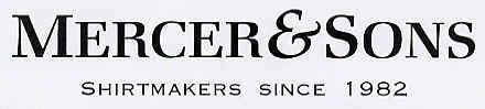 Mercer and Sons promo codes