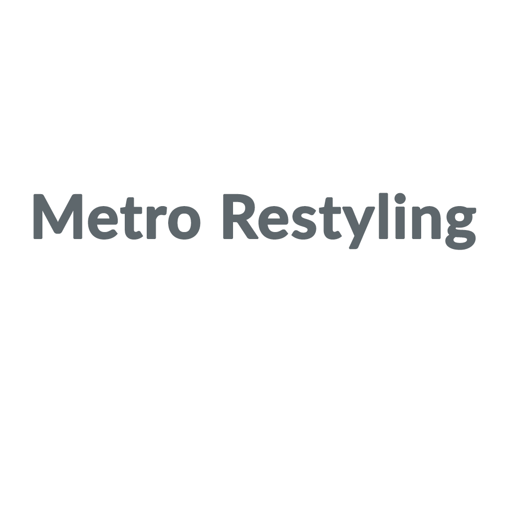 Metro Restyling promo codes