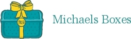 Michaels Boxes promo codes
