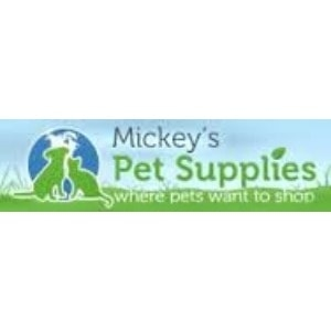 Mickey's Pet Supplies promo codes