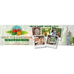 Mike the Gardener promo codes