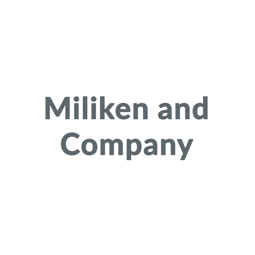 Miliken and Company promo codes