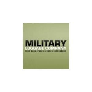 Military Luggage promo codes
