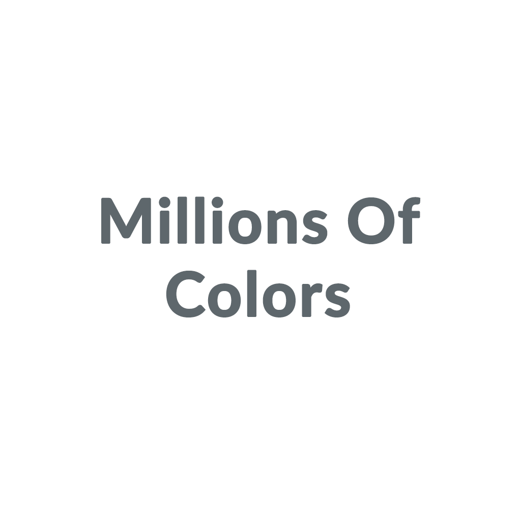 Millions Of Colors promo codes