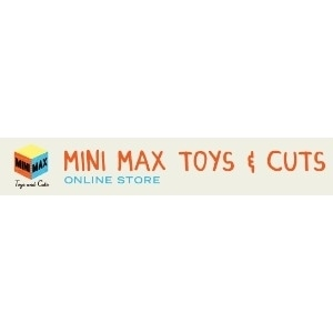 Mini Max Toys and Cuts promo codes