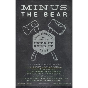 Minus the Bear promo codes