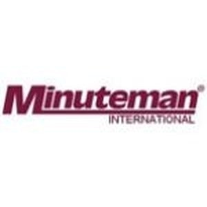 Minuteman International promo codes