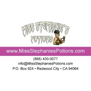 Miss Stephanie's Potions promo codes