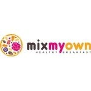 Mix My Own promo codes