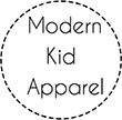 Modern Kid Apparel