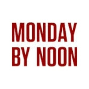 Monday By Noon promo codes