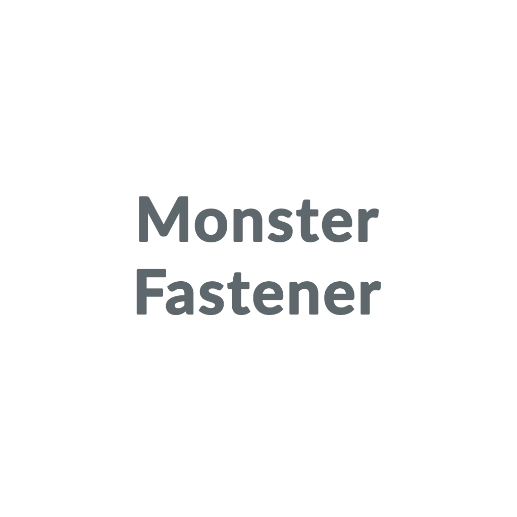 Monster Fastener promo codes
