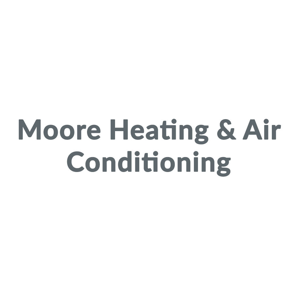 Moore Heating & Air Conditioning promo codes