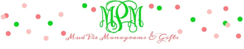 Mud Pie Monograms promo codes