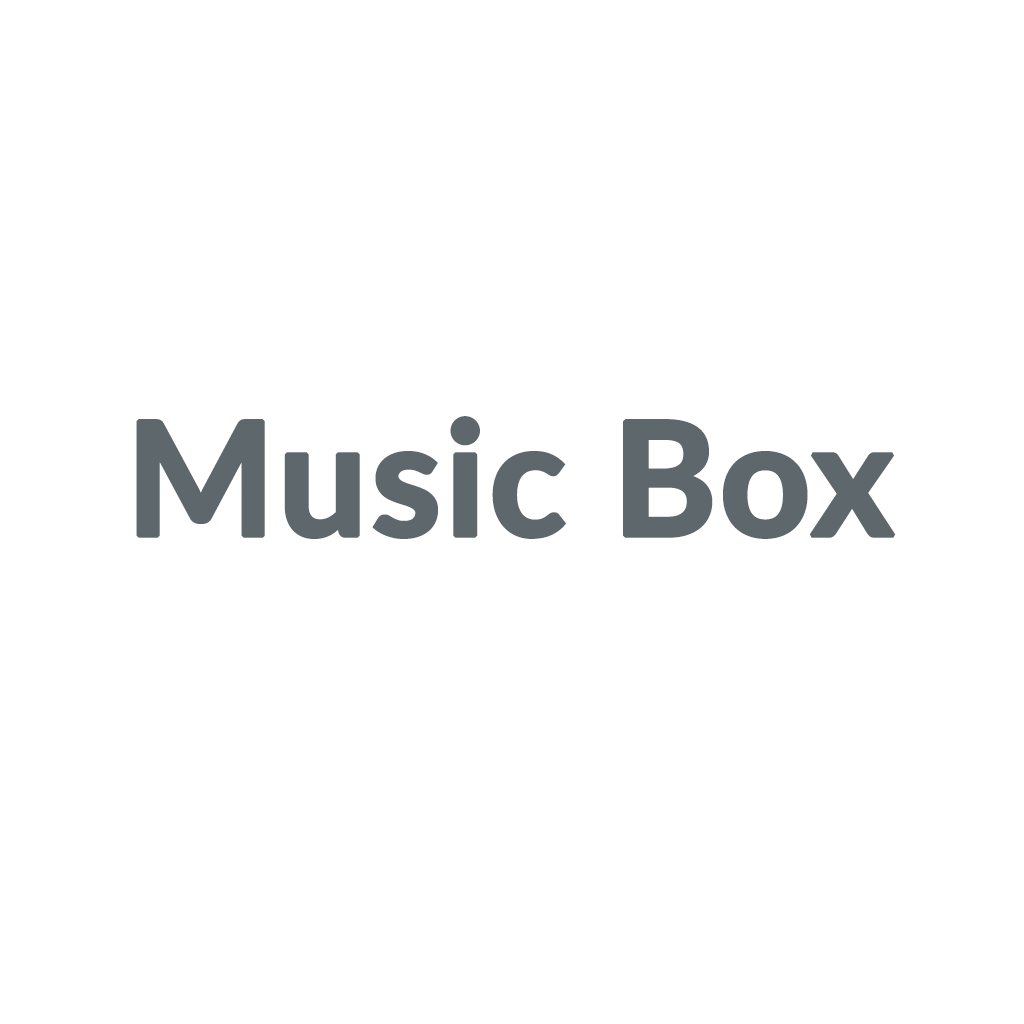Music Box promo codes