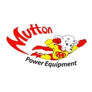 Mutton Power Equipment promo codes