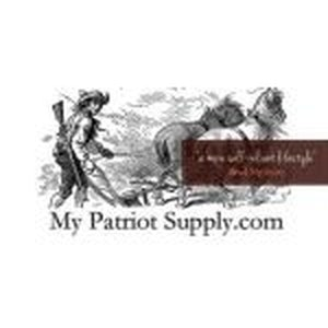My Patriot Supply promo codes
