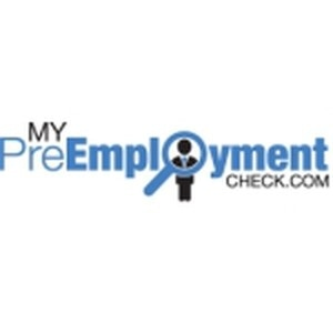 My Pre-Employment Check promo codes
