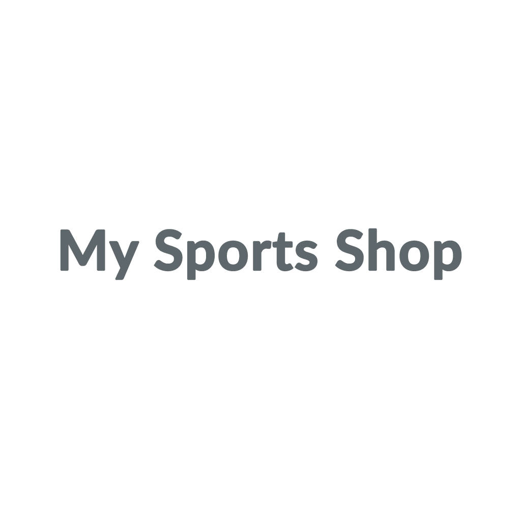 My Sports Shop promo codes