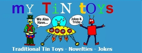 My Tin Toys promo codes