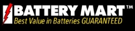 My Battery Mart promo codes