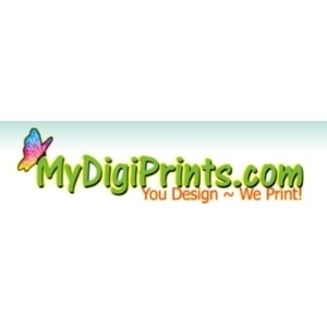 MyDigiPrints.com promo codes