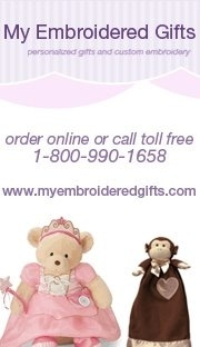 My Embroidered Gifts promo codes