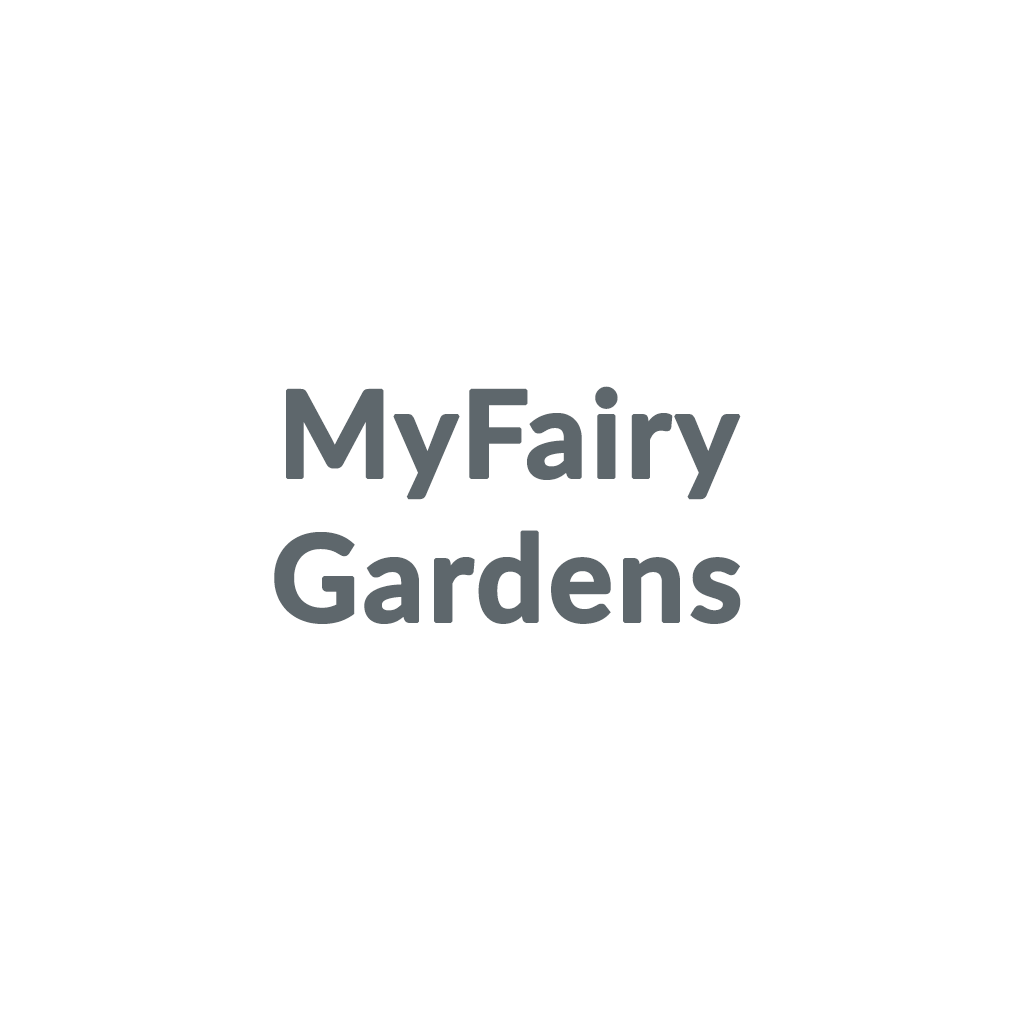 MyFairy Gardens coupon codes