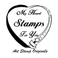 My Heart Stamps For You