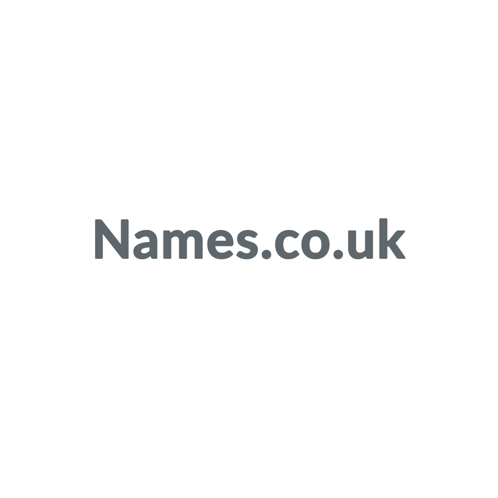Names.co.uk promo codes