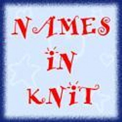 Names In Knit promo codes
