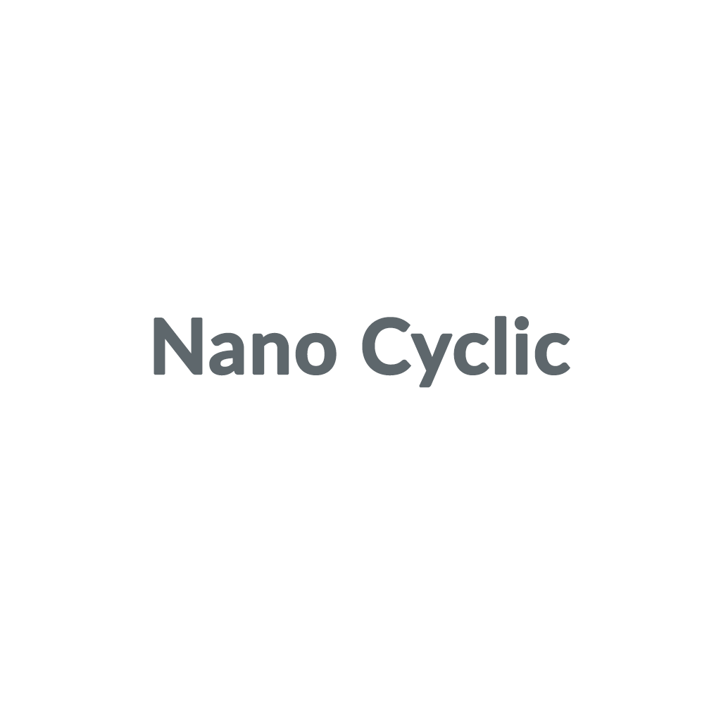 Nano Cyclic promo codes