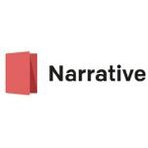 Narrative coupon codes
