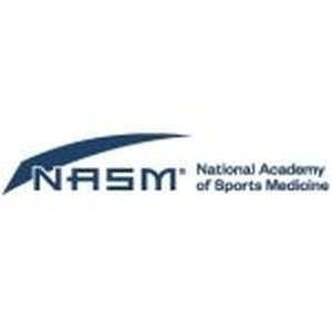 National Academy of Sports Medicine (NASM) promo codes