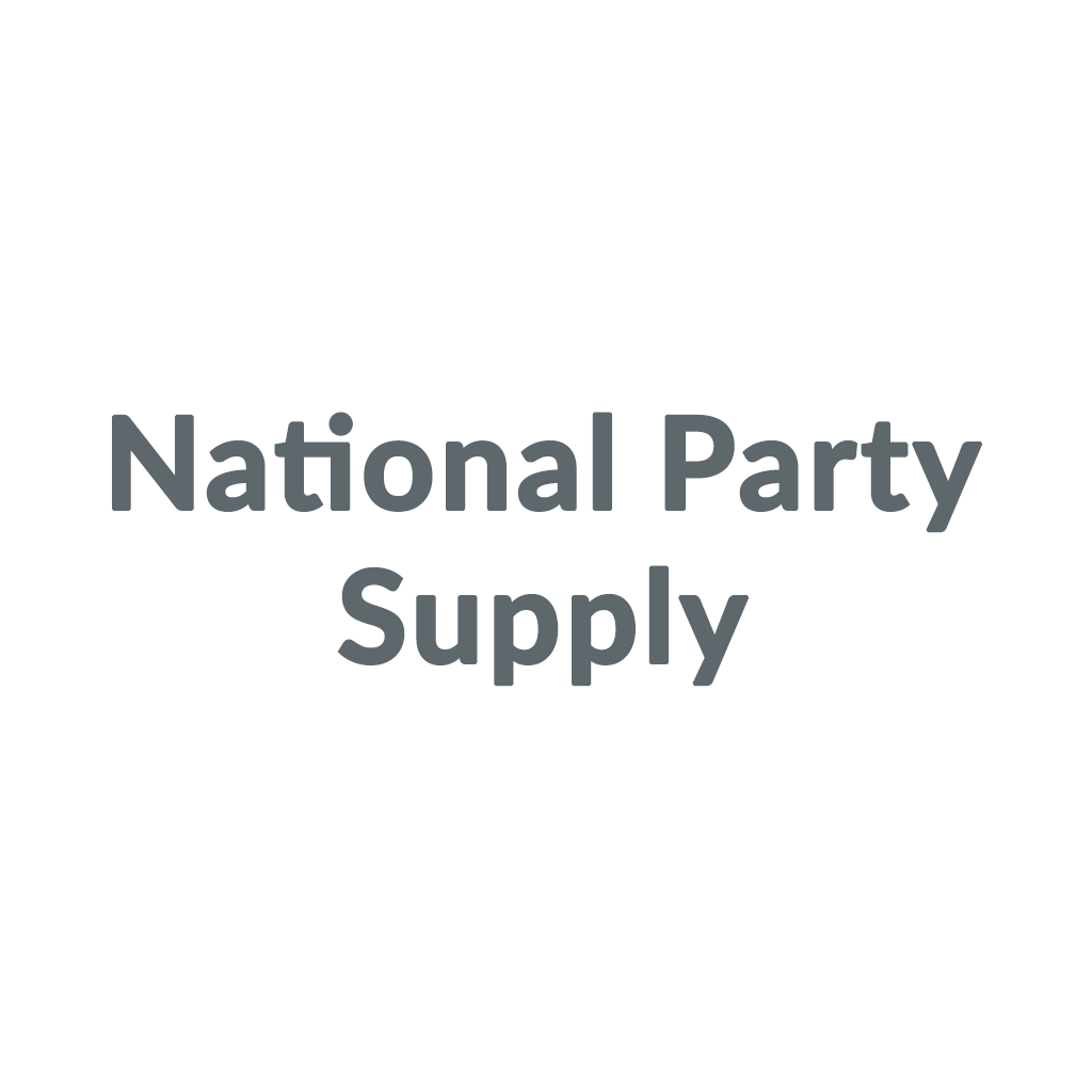 National Party Supply promo codes