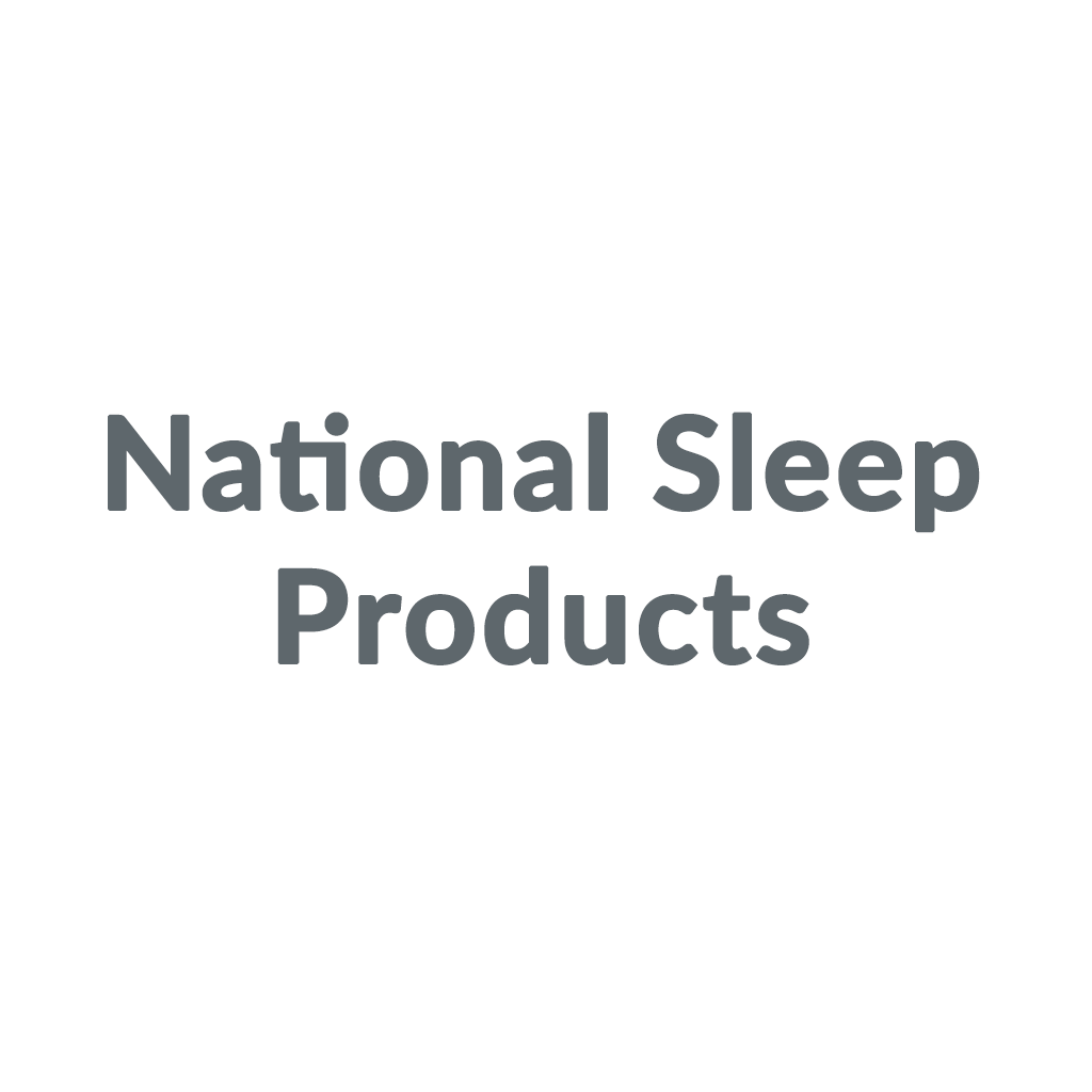 National Sleep Products promo codes