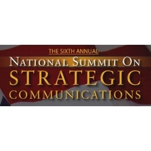 National Summit on Strategic Communications promo codes